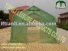 3.65x3.65m steel structure Green House