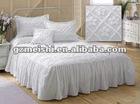 bed spread /bed linen set/bed sheet set