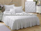 bed spread /bed linen set/bed sheet set
