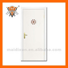 Flat interior solid wood doors