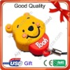 OEM Customize bear usb flash drive (aiyze factory Welcome to order)