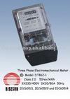 Three Phase Electromechanical Meter