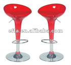 PVC Kitchen Breakfast Bar Stools Bar Chair