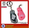 Fashion EVA slipper keychain