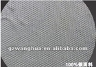 100% Silver fiber anti radiation net-like fabric