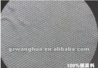 100% Silver fiber anti radiation net-like fabric