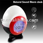 E3817B natural sound alarm clock