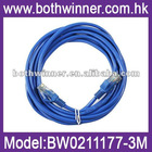 3M Male to Male Cat 5e Network Cable