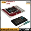 Rechargeable Battery pack for Nintendo 3DS N3DS with screwdriver
