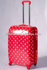luggage/abs pc trolley case/luggage trolley set/luggage set