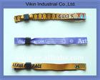 One-off hand woven bracelet