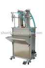 Semi-automatic Vertical Pneumatic Liquid Filling Machine (500-5000ml)