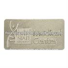 Metal lapel pin