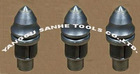 Kennametal code mining bits with tungsten carbide tip milling cutter