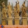 Roman Solider Statues