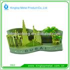 new design metal name card holder souvenir items