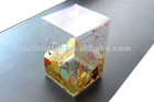 printing plastic boxes(packsge) for gifts, products