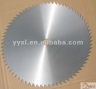 saw blade for cutting steel tube and pipe