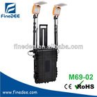 M69-02 Outdoor Military Lighting Equipment 32W Cree LED Remote Area Lighting System