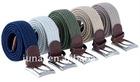 webbing belts,ladies fashion belts