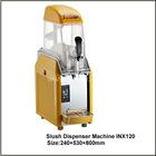 12L One Cylinder Slush Freezer With CE INX120 in Drink & Snack Shop