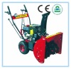 7HP Electric Start Garden Cleaning Snow Blower with Light