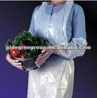 disposable PE apron(HDPE&LDPE)