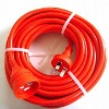 H05VV-F 3G0.5--3G1.5mm2 Red power cord of Australia