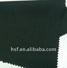 Wool polyester trevira plain fabric