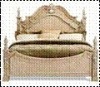 Luxaury Classic wooden furniture bedroom furniture