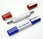 promotional pen shaped mini screwdriver 4 in1
