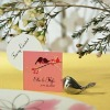 Love birds Place Card Holders as wedding favors