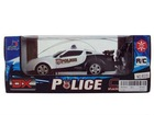 spray paint four-channels remote control the plastic electronal police car with light
