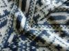Digital printed polyester microfiber fabric