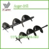 hand operated auger
