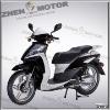 ZNEN MOTOR -- S Zoom (Euro III Standard Scooter, EEC, EPA, DOT,patent Model)