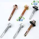 Hex Head Self Driling Screw with EPDM Washer High quality and best price