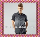 wholesale custom dress shirts manufacturers clothing fashion men dress shirts in yiwu