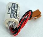 FDK CR14250SE, 3V lithium battery, 850mAh