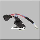 Blower Resistor (Blower Regulator, Heater Control Unit) Mercedes-benz 1408218351 / 1408218451 / 0058205010