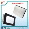 8 inch industrial panel pc with 1024x600 pixels