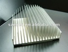 LED floodlight Street light Aluminum Extrusion Heatsink Profiles,300*136.5mm
