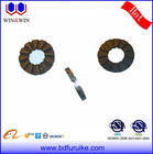 Graphite thrust bearing