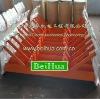 metal shelf bracket for belt conveyor