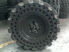 Skid Steer Loader Solid Tyre