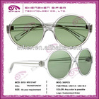 High Quality Crystal Clear Fashion Relax Sunglasses