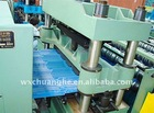 Container board forming machine