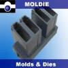 injection molded pvc parts