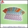 color print self adhesive label