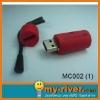 USB 2.0 OEM new style make usb flash drive bracelet